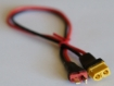 Picture of Ultra to XT60 extension adapter for Smart Bus and Power Bus