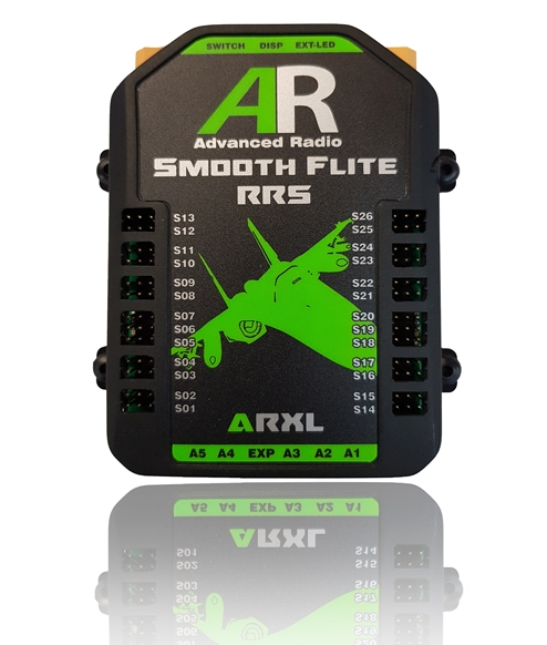 Picture for category AR Smooth Flite Gyro Systems