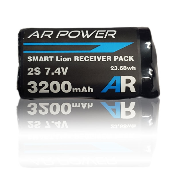 Picture for category Li-Ion Receiver Packs